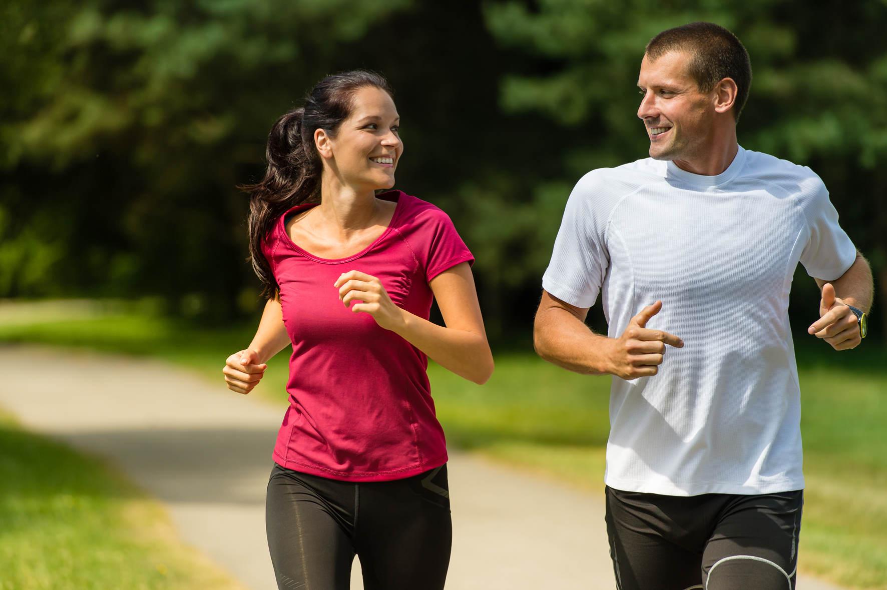 dieta para running