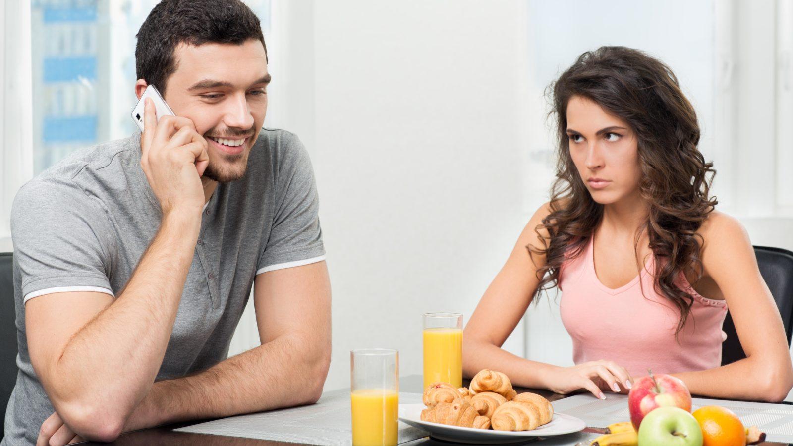 celos de pareja