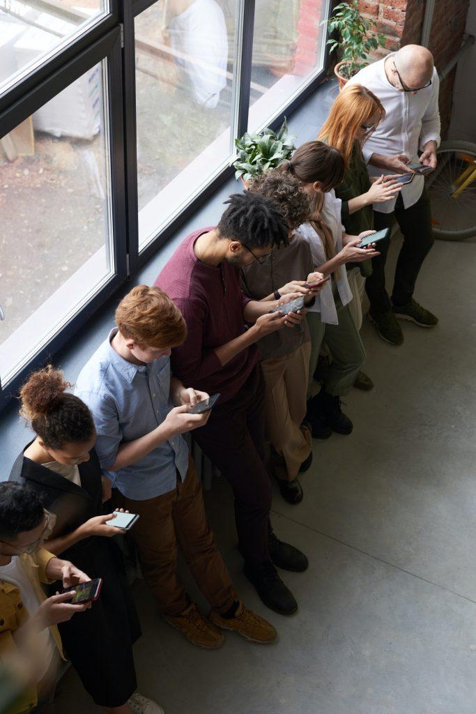 Adicción al móvil Nomofobia