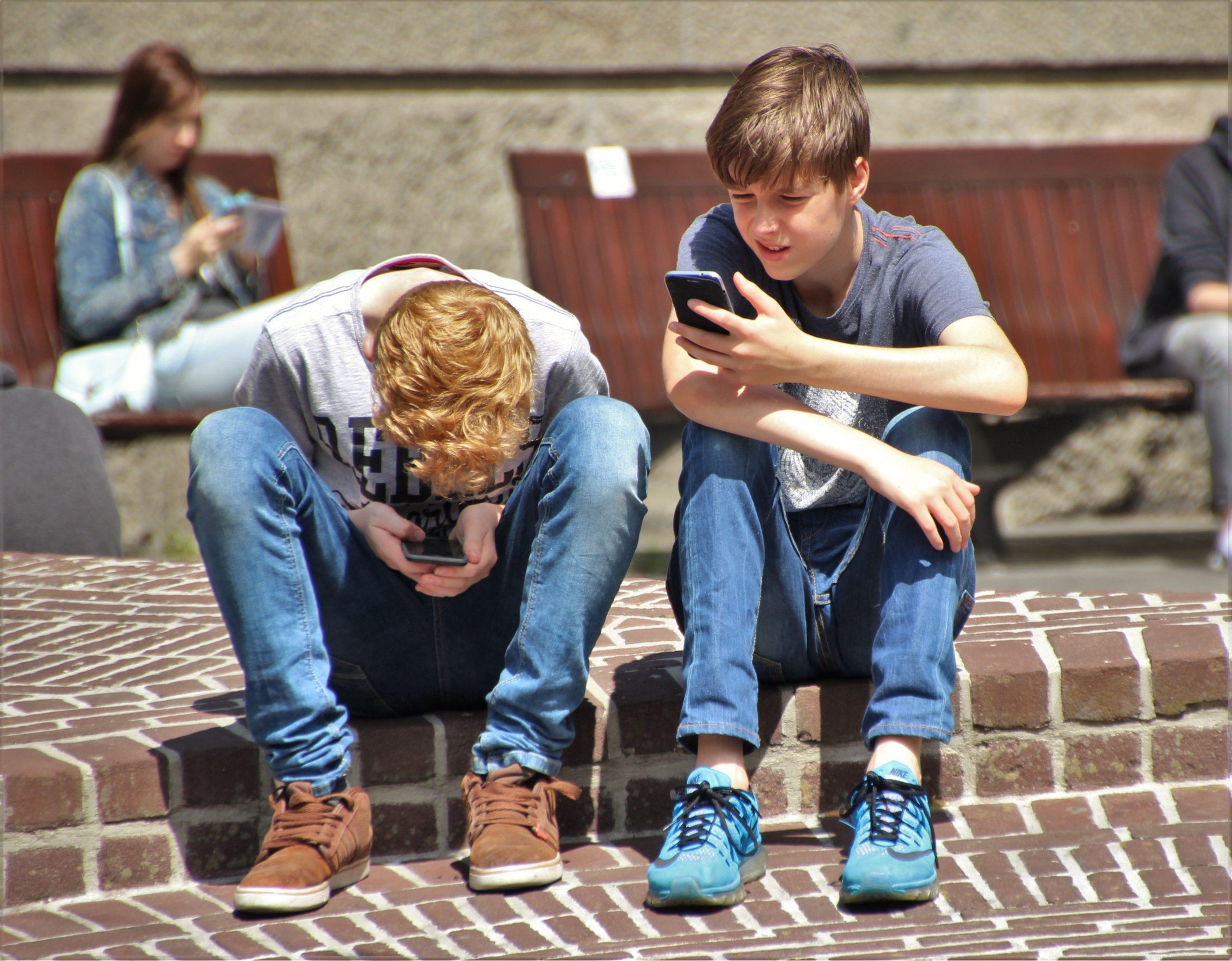 Adicción al móvil
